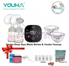BabyHero - Youha Onyx Duo Black Series and Youha Youcup