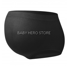 Baby Hero - Shapee High Waist Maternity Briefs 2pcs (Black)