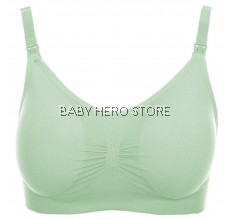 Baby Hero - Shapee Classic Nursing Bra (Green)
