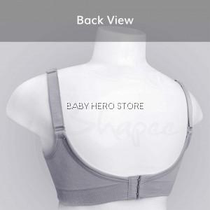 Baby Hero - Shapee Classic Nursing Bra (Grey)