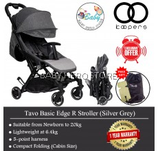 Tavo Basic Edge R Stroller (Newborn to 20kg)