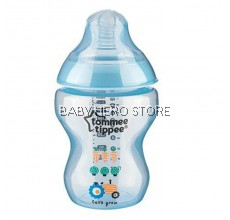 Tommee Tippee Closer To Nature PP Tinted Bottle (260ml/9oz) Single
