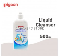 Pigeon Malaysia Baby Bottles & Accessories Cleanser Liquid Bottle / Refill