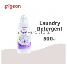 Pigeon Malaysia Baby Liquid Laundry Detergent Bottle / Refill - Economical