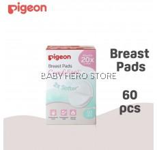 Pigeon Malaysia Honeycomb Comfy Feel Breast Pads - 60pcs