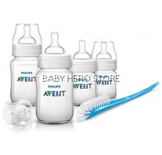 Avent Classic Plus Newborn Starter Set