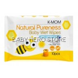 K-Mom - Basic Pocket Wet Tissue (10pcs)
