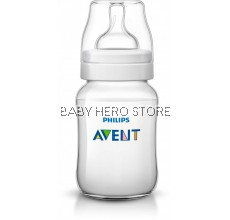 Avent Classic Plus Bottle 9oz / 260ml Single Pack