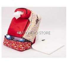 Apple Tree 2 In 1 Breastfeeding Backpack Bag