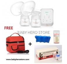 Tiny Touch Intelligent Double Electric Breast Pump Package