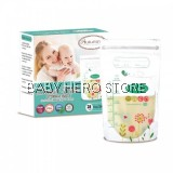 Autumnz - Double ZipLock Breastmilk Storage Bag (28 bags)  - 7oz