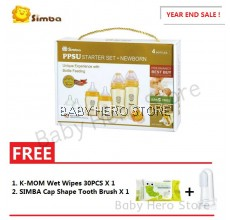 Simba PPSU Starter Kit Set Year End Sale