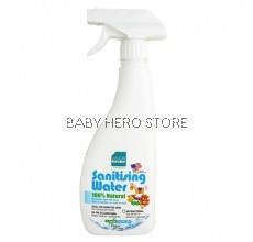 Baby Organix - Naturally Kinder Sanitising Water (400ml)