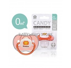 SIMBA CANDY THUMB SHAPED PACIFIER-PINK (0+M)