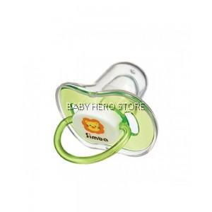 SIMBA CANDY THUMB SHAPED PACIFIER-GREEN (6+M)
