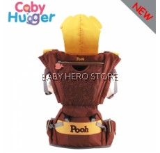 Disney Coby Hugger Baby Hip Seat Carrier - Pooh