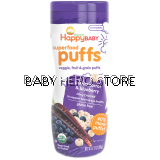 Happy Baby Happy Puffs (Purple Carrot & Blueberry)