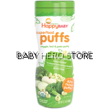 Happy Baby Happy Puffs (Apple & Broccoli)