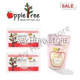 Apple Tree Breastmilk Storage Bag 8oz (100pcs) - 2 Packs