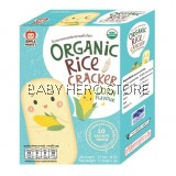 Apple Monkey Organic Rice Cracker 30g (Corn)