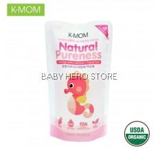 K-Mom USDA Organic Feeding Bottle Cleanser (500ml) - Refill