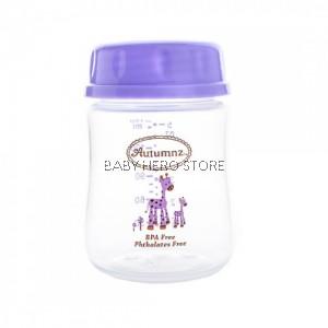 Autumnz Wide Neck Breast Milk Storage Bottle 5oz (4 bottles)