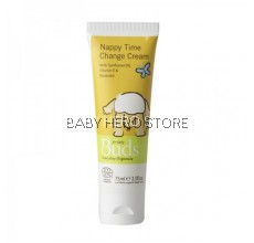 Buds Organics Nappy Time Change Cream (75ml)