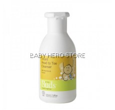 Buds Organics Infant Head to Toe Cleanser (225ml)