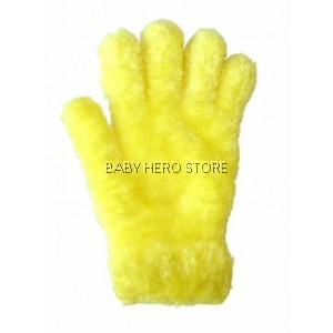 Apple Tree- The World's First Cornstarch Bath Glove