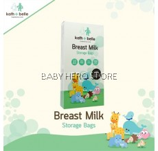 Kath + Belle Breast Milk Storage Bags 10oz