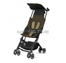 GB Pockit+ Plus Stroller - LIZARD KHAKI