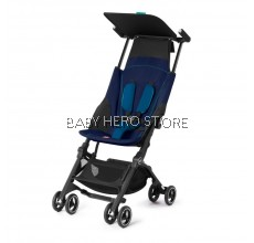 GB Pockit+ Plus Stroller - SEAPORT BLUE
