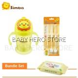 Simba Flip It Straw Training Cup ( Bundle Set )