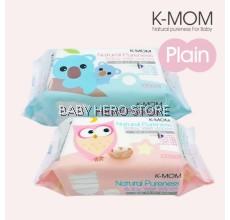 K-Mom Organic Basic Wipes (100pcs) - 2 Packs