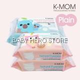 K-Mom - Organic Basic Wipes (100pcs) - 3 Packs