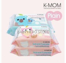 K-Mom - Organic Basic Wipes (100pcs) - 3 Packs