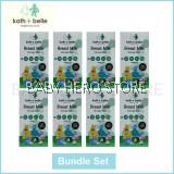 Kath + Belle Breast Milk Storage Bags 10oz ( 8 PACKS )