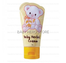 Tropika Baby Herbal Cream 50g (100% Original)