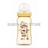 Piyo Piyo - Nursing Bottle Wide Neck PPSU - 240ml