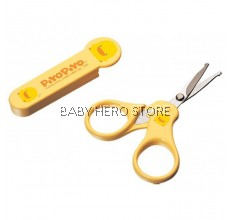 Piyo Piyo - Baby Nail Scissors (Yellow)