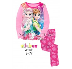 Ailubee Baby Pyjamas - Frozen L1 (2-7Y)