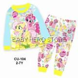 Cuddle Me Baby Pyjamas - My Little Pony L1 (2-7Y)