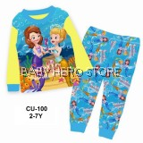 Cuddle Me Baby Pyjamas - Sofia the First L1 (2-7Y)
