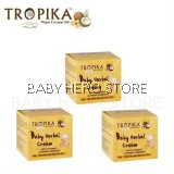 Tropika Baby Herbal Cream 50g (100% Original) - 3 Packs