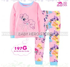 J2 HEYOU Baby Pyjamas - My Little Pony L1 (3-8Y)