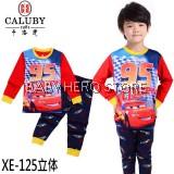 Caluby Baby Pyjamas - Lightning McQueen L1 (2-7Y)
