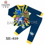 Caluby Baby Pyjamas - Robocar Poli L1 (2-7Y)
