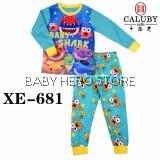 Caluby Baby Pyjamas - Baby Shark Doo Doo L1 (2-7Y)