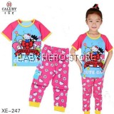 Caluby Baby Pyjamas - Hello Kitty S1 (2-7Y)