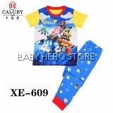 Caluby Baby Pyjamas - Robocar Poli S1 (2-7Y)